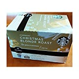 starbucks christmas blend k cups - Starbucks 2014 Christmas Blonde Roast K-cup Packs - 12 Cups (11040831)