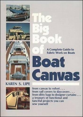 Big Book Boat Canvas Complete