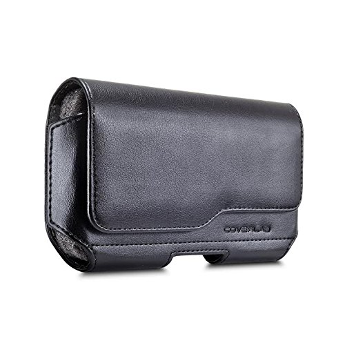 [GW USA] Universal Leather Wallet Holster Phone