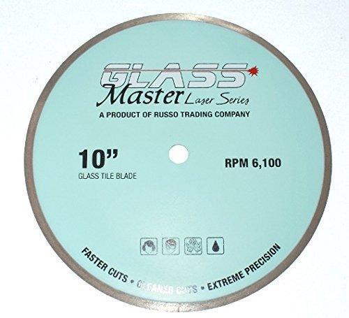 RTC Products DB45GM 4.5 in. Glass Master Laser Series Diamond Blade (Saw Master Masonry Laser)