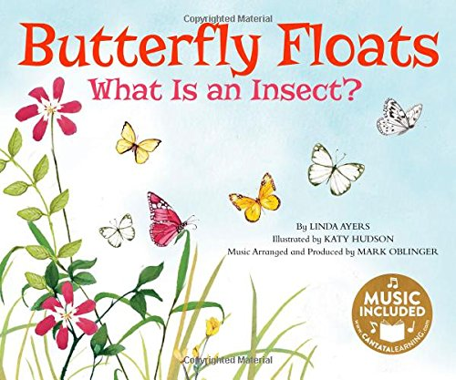 Butterfly Floats: What Is an Insect? (Animal World: Animal Kingdom Boogie) ()