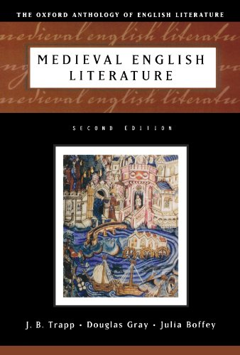 Medieval English Literature (Oxford Anthology of English Literature)
