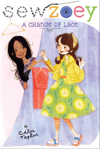 Sew Zoey Book Series