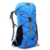 VTSP 35L Waterproof Sports Backpack for men and women,Light Portable Mountaineering Bag