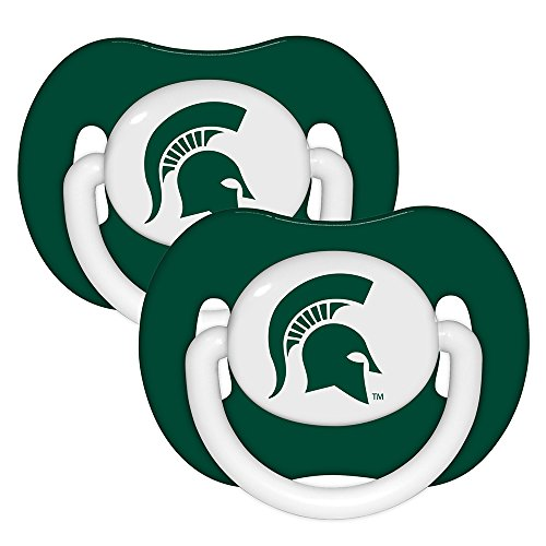 NCAA Michigan State Spartans Pacifier