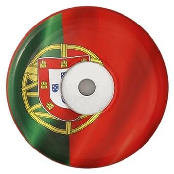 Juego de 2 cliqloc lata tapa fahne14 Portugal – Sistema de cierre y conservación para latas