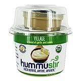 Hummustir Village Style Organic Hummus, No Preservatives, 12 oz.