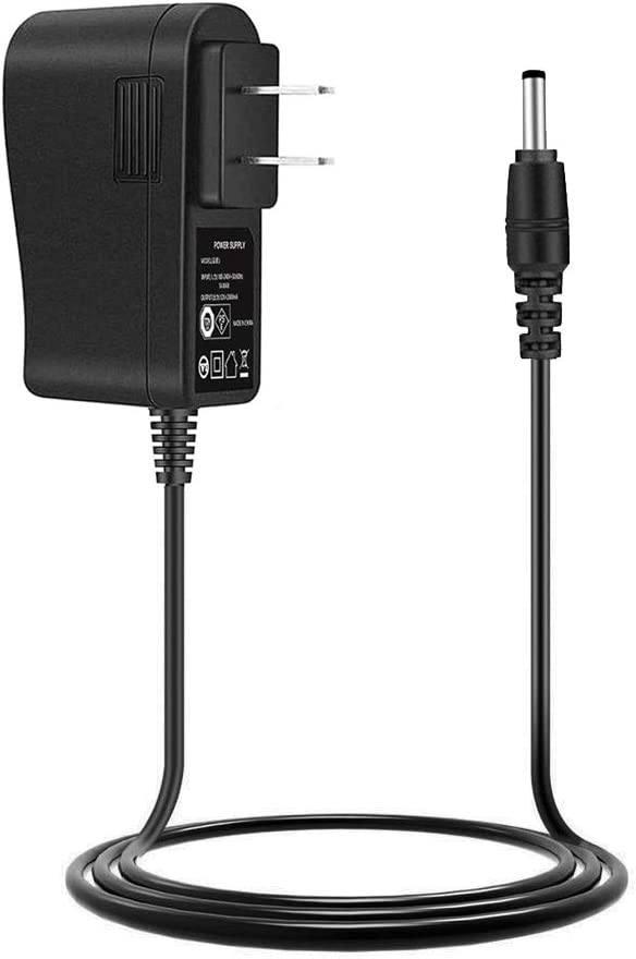 9V AC Adapter Charger for LeapPad 1 Tablets Charger, Leapster Explorer, Leapster2, LeapsterGS Explorer, Leapster L-max, Leapster-TV Power Cord 6.6FT