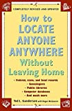 img - for How to Locate Anyone Anywhere: Without Leaving Home by Ted L. Gunderson (1996-11-01) book / textbook / text book