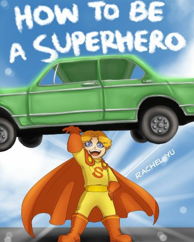 How Be Superhero Picture Book ebook product image