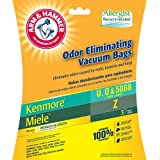 Odor Eliminating Vacuum Bags for Kenmore
