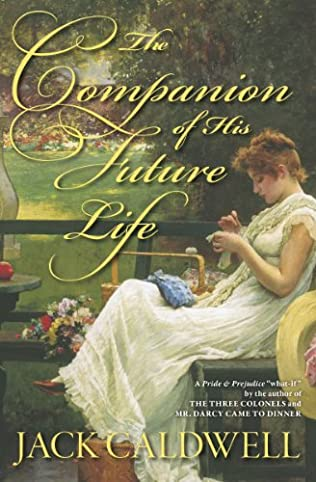 book cover of The Companion of His Future Life