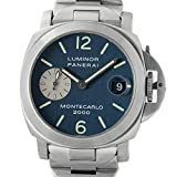 Panerai Luminor automatic-self-wind mens Watch PAM00081 (Certified Pre-owned)