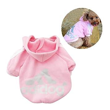 Pet Dog Warm Sweater Coat Jacket Small Medium Dogs Cats Clothes Apparel Costumes