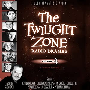 The Twilight Zone Radio Dramas, Volume 4 Radio/TV