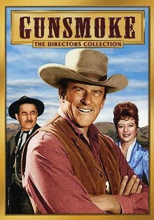Amazon com: Gunsmoke - The Directors Collection: James