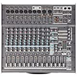 Yorkville PM2012 PoweMAX2012 2000W 12 Input Mixer Amplifier with 3 free UC1S microphones