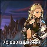 70,000 Slime Coins: Fiesta North America [Online Game Code]