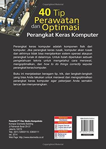40 Tip Perawatan Dan Optimasi Perangkat Keras Komputer Indonesian
