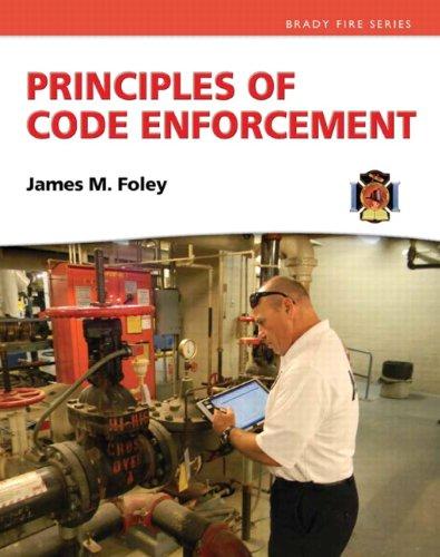 Principles of Code Enforcement (Brady Fire)