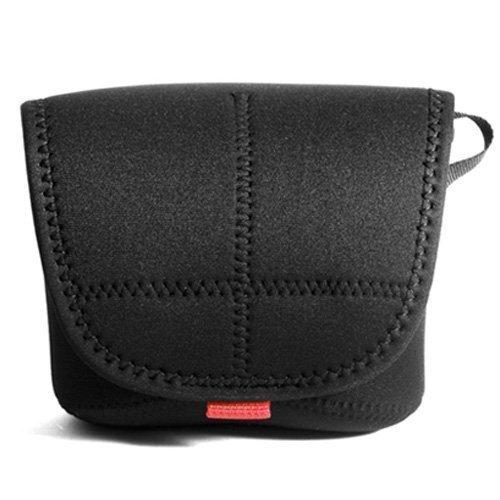 (Matin Digital SLR Compact Camera Body Case Black V2 - (Medium) New Upgraded Version)