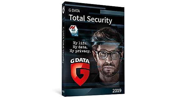 Amazon com: G DATA Total Security 2019 | 3 PCs | Windows | Antivirus