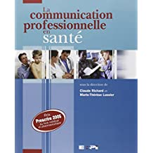 Communication prof.en sante richard & lussier