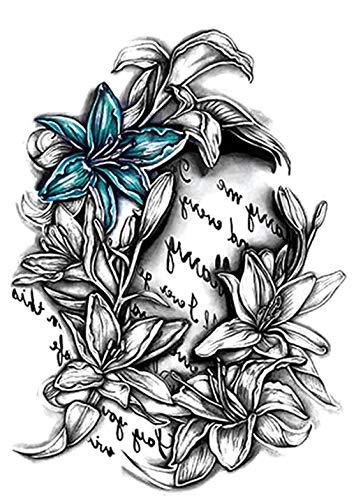 Amscan International TH340 - Adhesivo decorativo para tatuaje ...