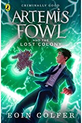 Artemis Fowl And The Lost Colony Paperback
