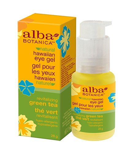 Alba Botanica Green Tea Eye Gel