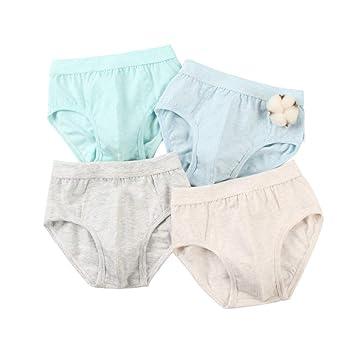 SBL Ropa Interior para niños Boxer Cotton - Triángulo para niños Boxer Junior Student Short para