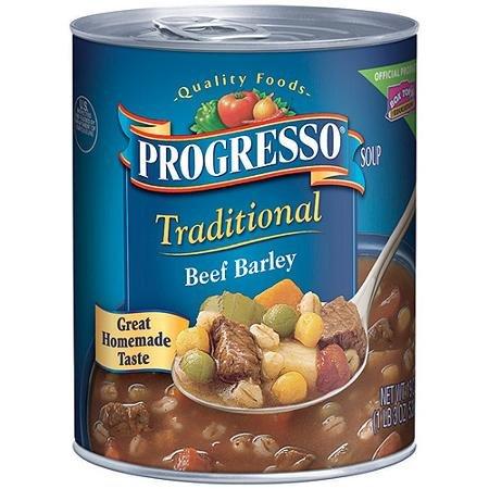 Progresso Beef大麦Diversion Canセーフ貯金箱 B07567246D