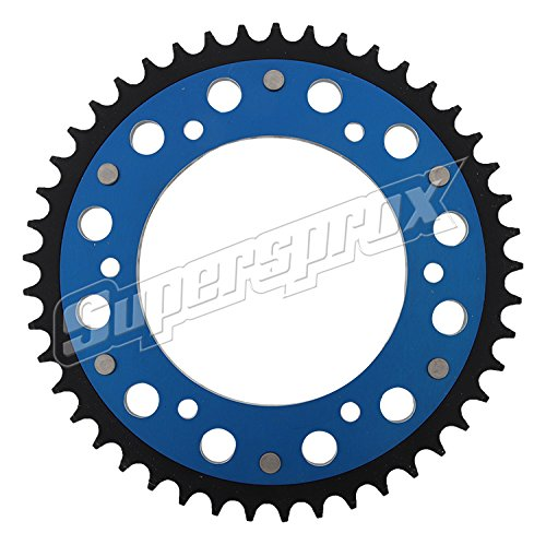 Blue Stealth Sprocket Rst-990-45-Blu Chain Size 520 New Supersprox 45T