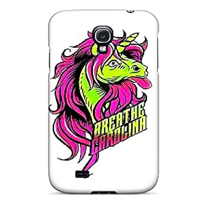 Marycase88 Samsung Galaxy S4 Best Cell-phone Hard Covers Provide Private Custom Nice Breathe Carolina Pictures [ltG16060ROjr]