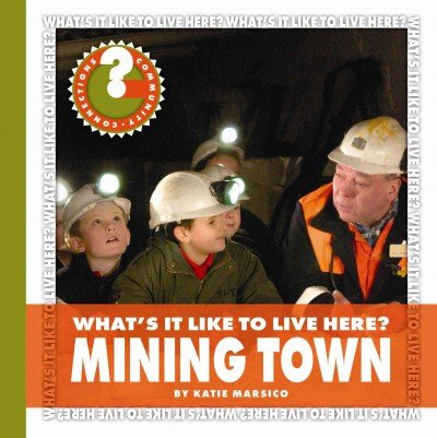 Read Online What's It Like to Live Here? Mining Town (Community Connections: What's It Like to Live Here?) pdf epub