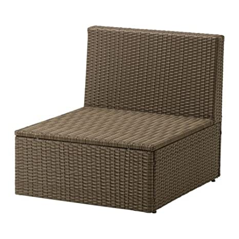 IKEA ARHOLMA - Una sección de asientos, marrón: Amazon.es ...