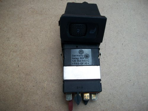 vw seat heater switch - 1