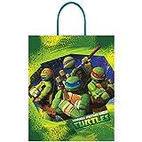ninja turtles gifts - Teenage Mutant Ninja Turtles Deluxe Plastic Treat Bag