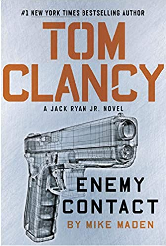 Contact Jack A Tom Enemy 5 Clancy Ryan JrNovelBand NnOm80vw