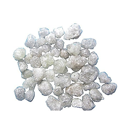 DIAMONDBRAND 2.00 Ct Natural rough loose diamonds lot white small size 2.00 to 3.00 mm size diamonds