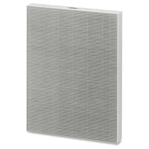 """Fellowes True HEPA Filter for AeraMax 290 Air Purifier - HEPA - For Air Purifier - Remove Pollen, Remove Allergens, Remove Germs, Remove Dust, Remove Mold Spores, Remove Pet Dander, Remove Smoke - 16.3"""" Height x 12.6"""" Width x 1.2"""" Depth"""
