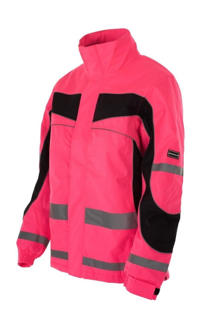 Aspey Light Weight Jacket Pink Medium - Equestrian by EQUISAFETY