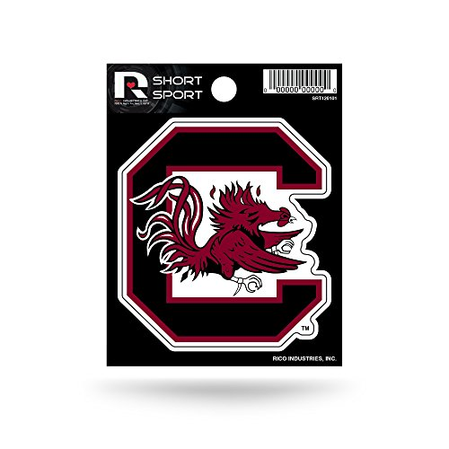 (NCAA South Carolina Fighting Gamecocks Short Sport Decal)