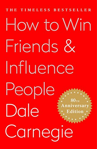 How To Win Friends and Influence People by [Carnegie, Dale] best self-help book