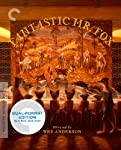 Cover Image for 'Fantastic Mr. Fox (Criterion Collection) (Blu-ray/DVD)'