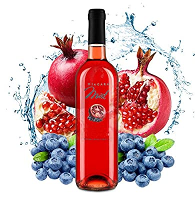 Niagara Mist Raspberry Dragon Fruit White Shiraz Fruit Wine Kit