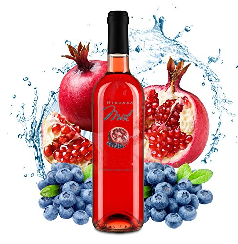 BluePom White Merlot (Niagara Mist) Fruit Wine Kit