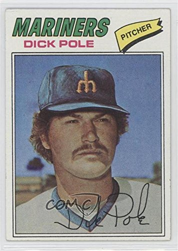 Dick Pole COMC REVIEWED Good to VG-EX (Baseball Card) 1977 Topps #187