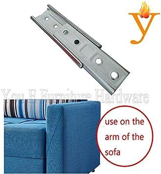 Furniture Hardware Sofa Bed Connector Hinges For Connect Sofa Backrest