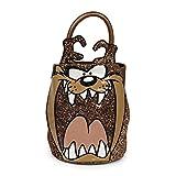 Danielle Nicole Disney Looney Tunes Tazmanian Devil Bucket Handbag